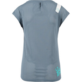 La Sportiva Traction T-Shirt Donna, white/slate